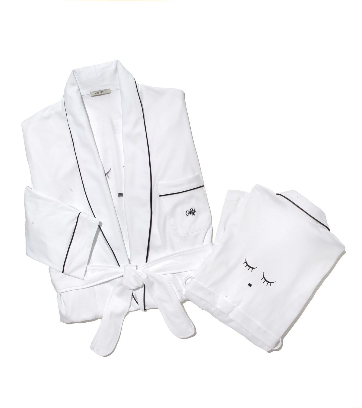 Lively Mrs. and Mini Robes