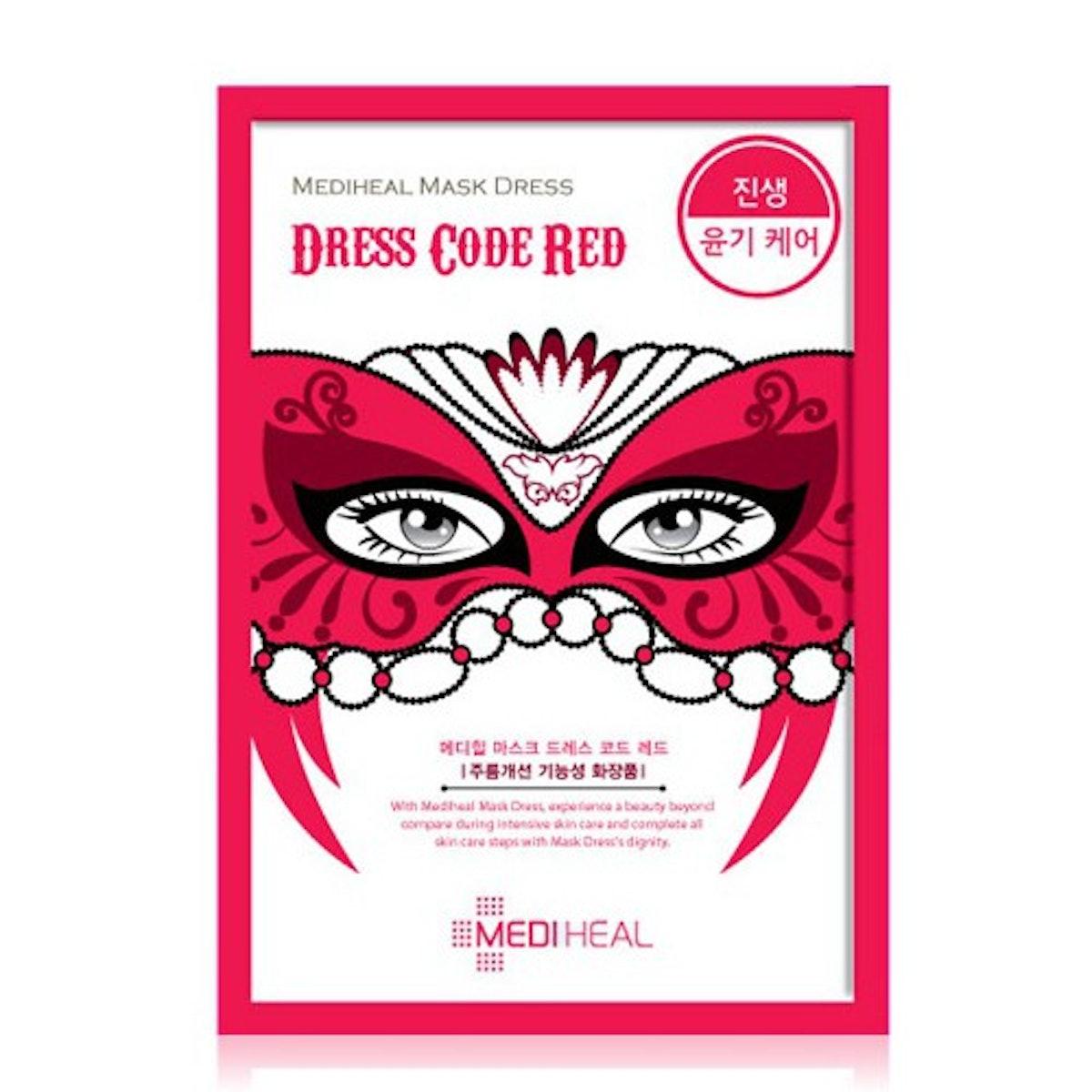 Mediheal Dress Code Red Mask