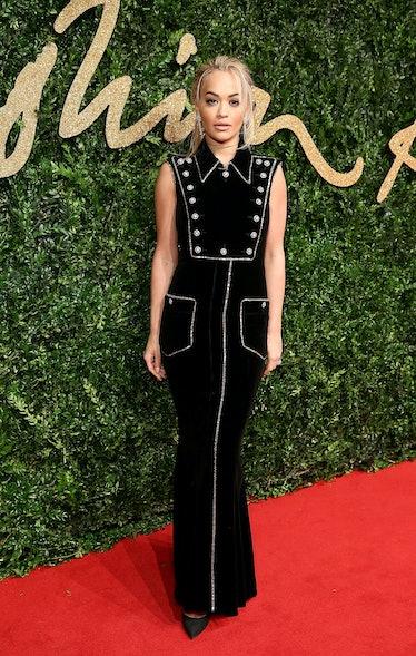 Rita Ora in Chanel
