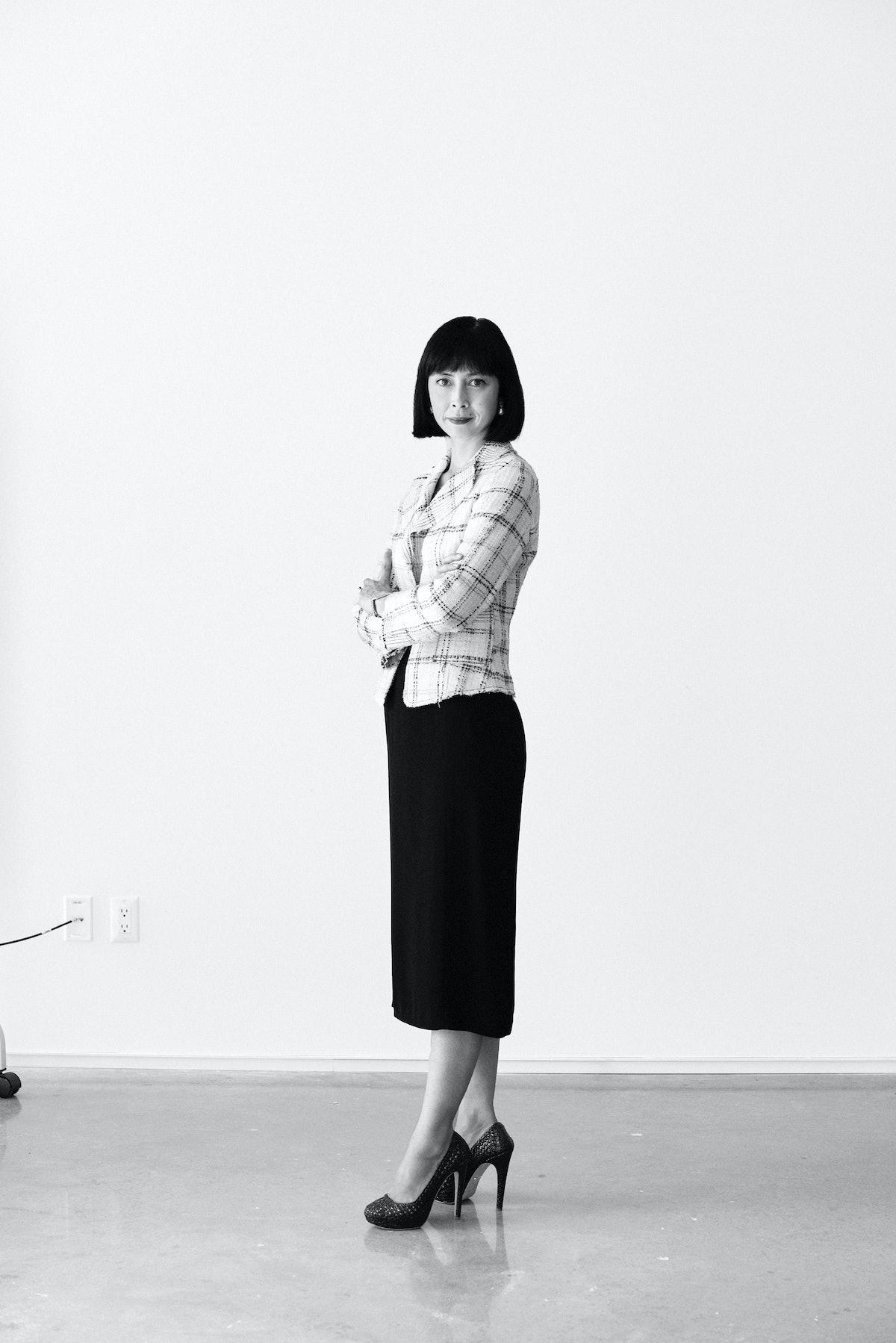 Who's Who: Melissa Chiu