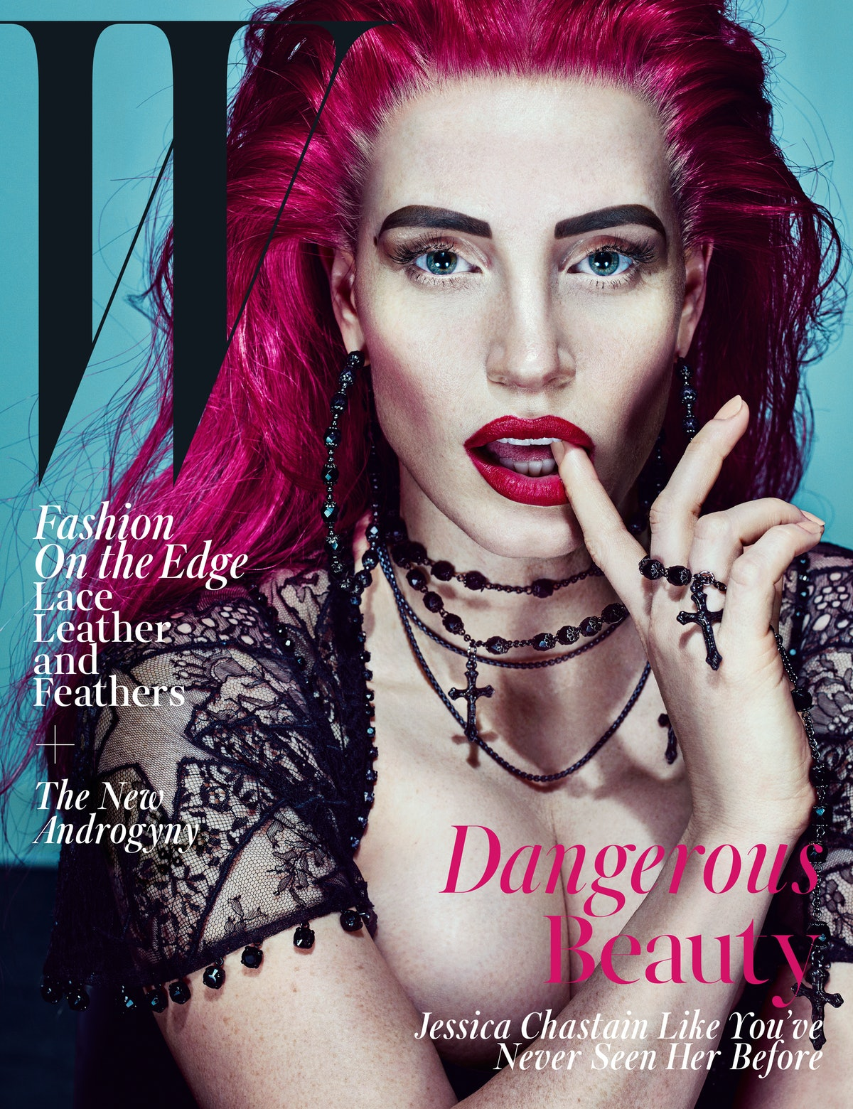 W magazine November 2015