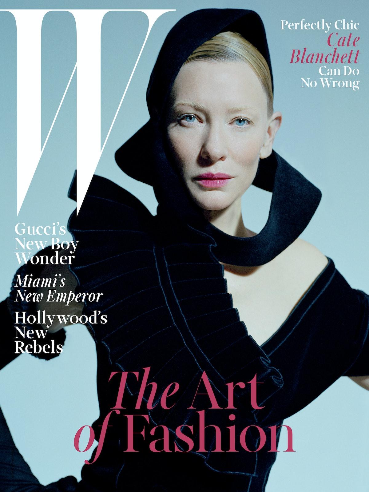 W magazine December 2015
