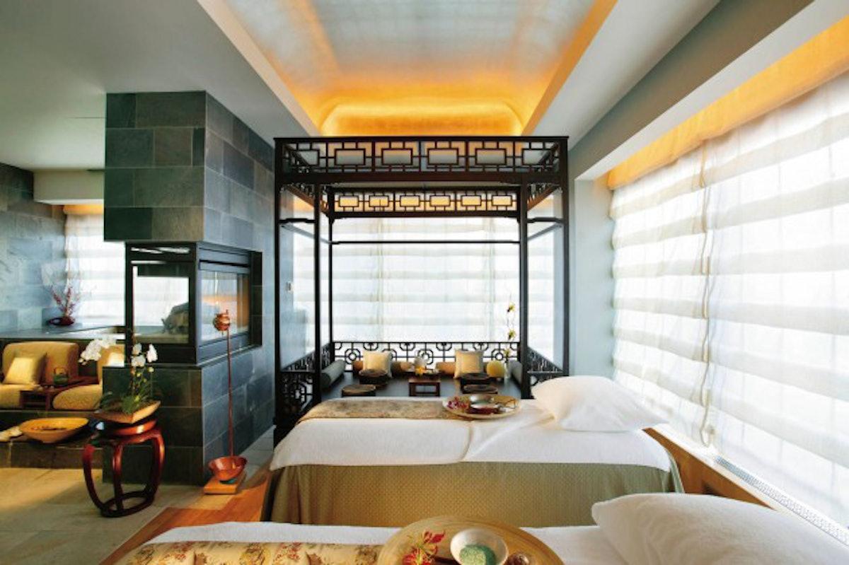 The Spa at Mandarin Oriental