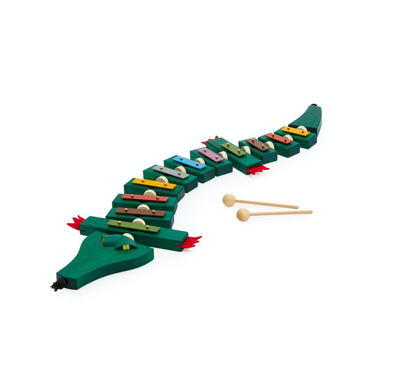 Manufaktur-Weiner-Crocodile-Xylophone-from-Neiman-Marcus