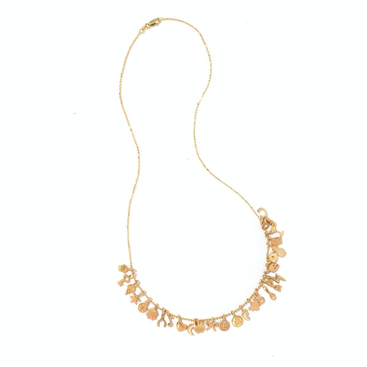 Alex-Woo-charm-necklace