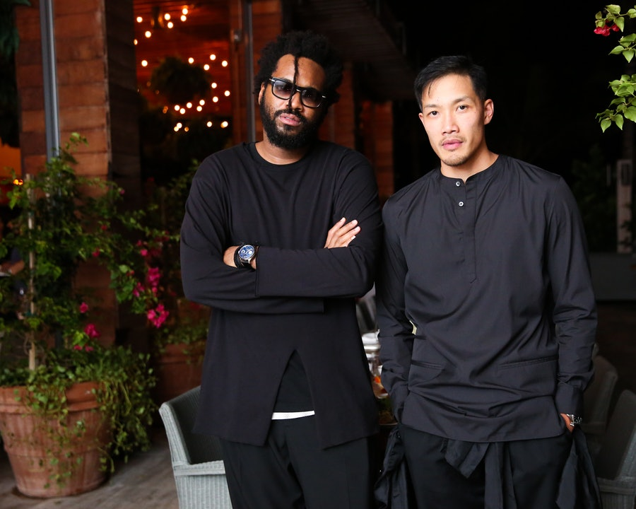 Maxwell Osborne and Dao Yi-Chow