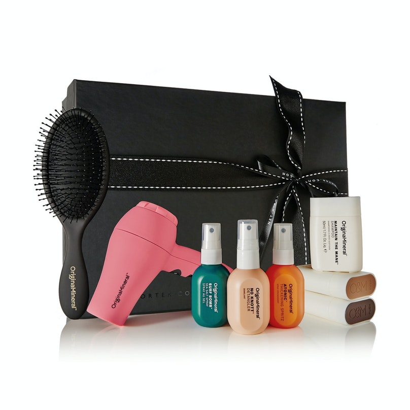 Original & Mineral Hair Travel Essentials Set