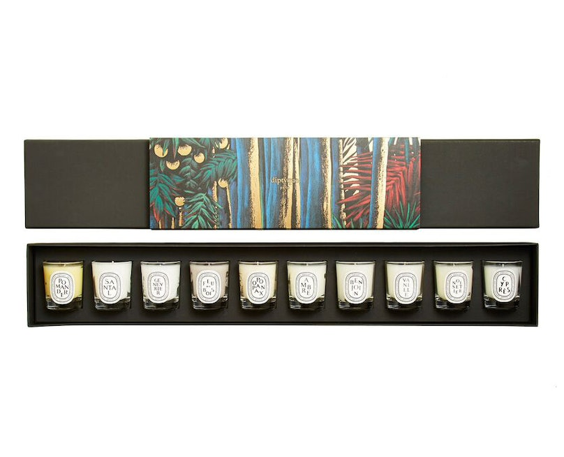 Diptyque Mini Holiday Candle Set