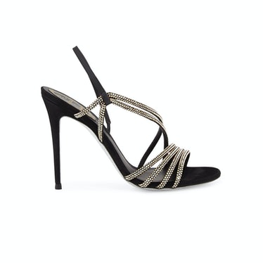 Rene Caovilla sandal, $1,195, neimanmarcus.com