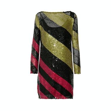 Sonia Rykiel dress, $3,350,-NET-A-PORTER.COM