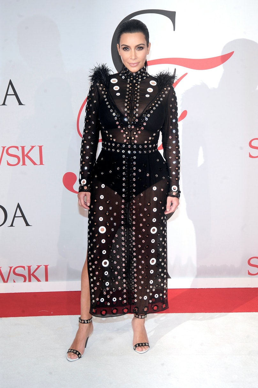 Kim Kardashian in Proenza Schouler