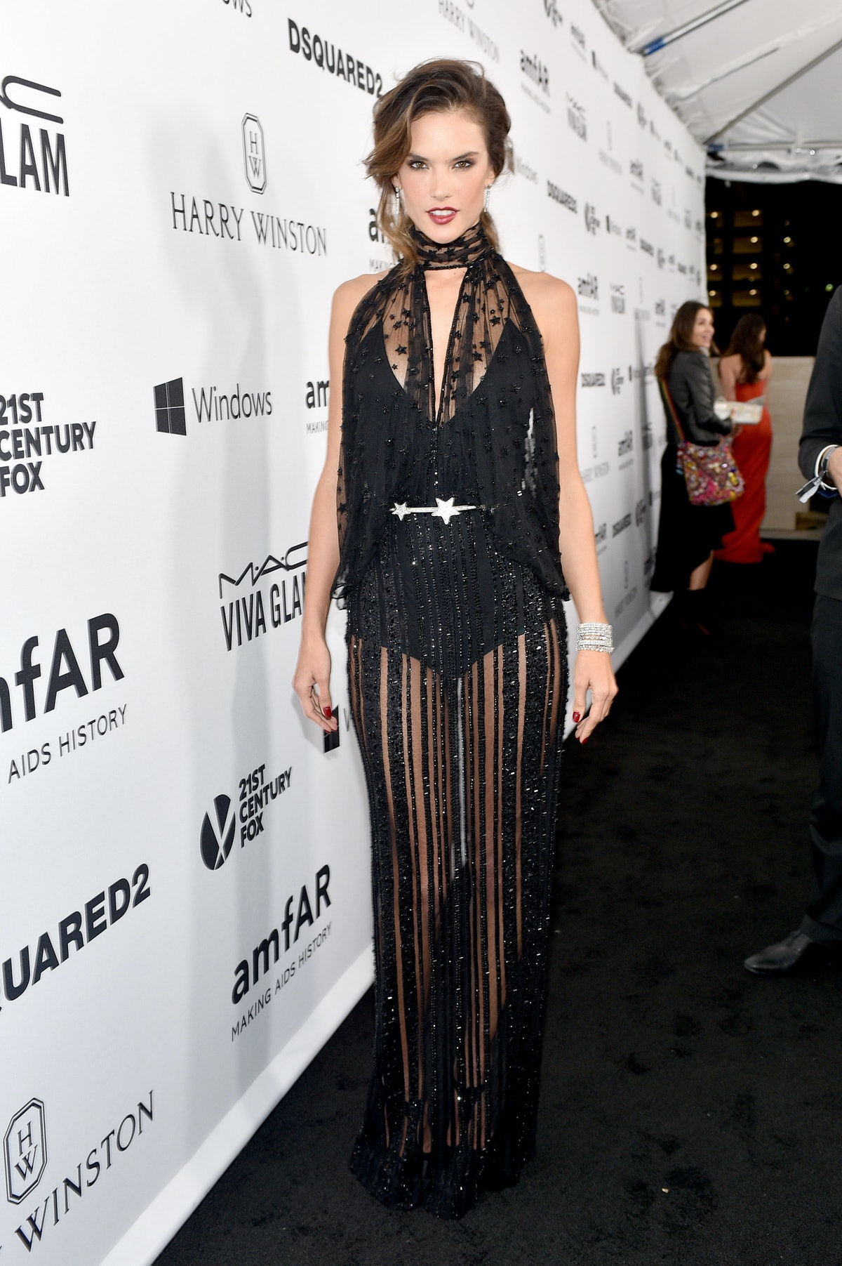 PRIVATE - Harry Winston At amfAR's Inspiration Gala Los Angeles - INTERNAL ONLY