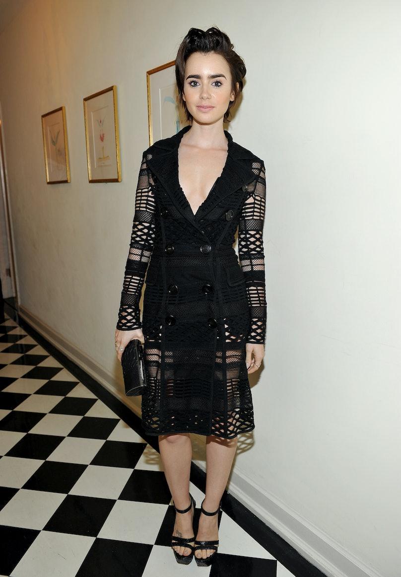James Corden, Vanity Fair And Burberry Celebrate The 2015 British Academy BAFTA Los Angeles Britannia Awards