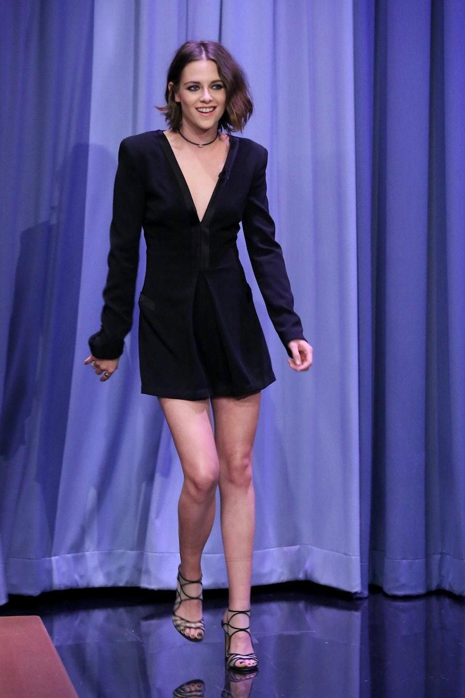 Kristen Stewart in DVF