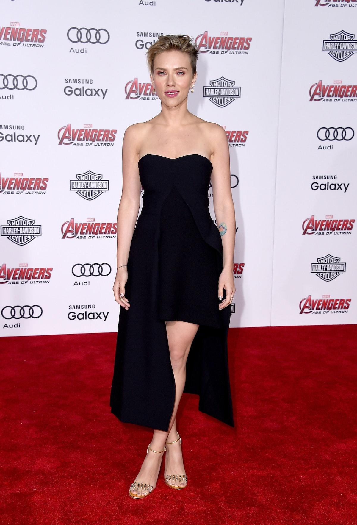 Scarlett Johansson in Stella McCartney