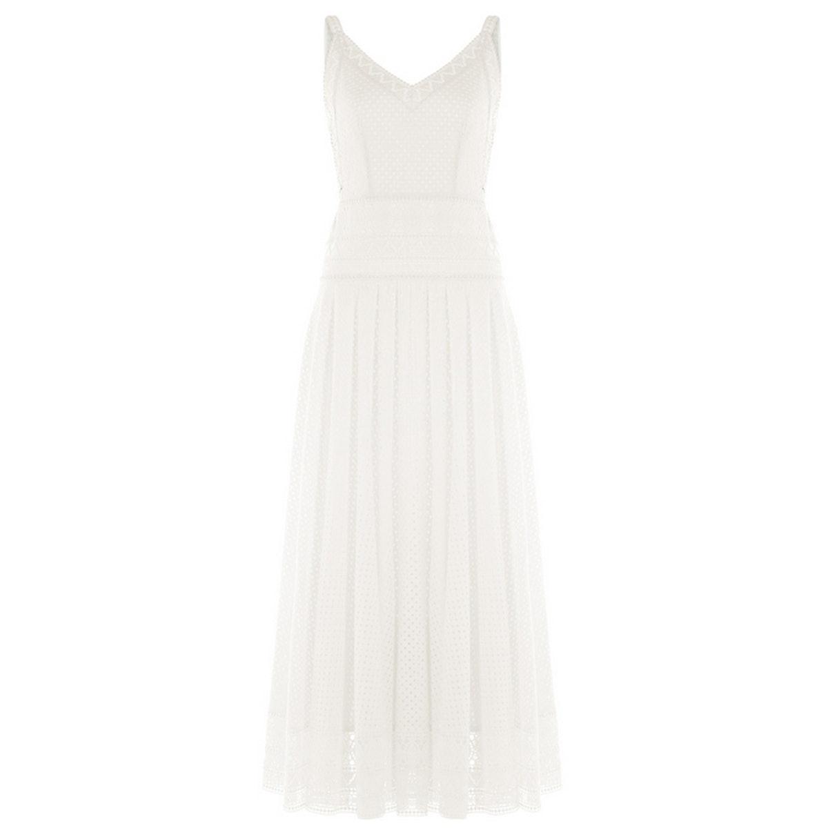Philosophy Di Lorenzo Serafini Cotton Blend Dress