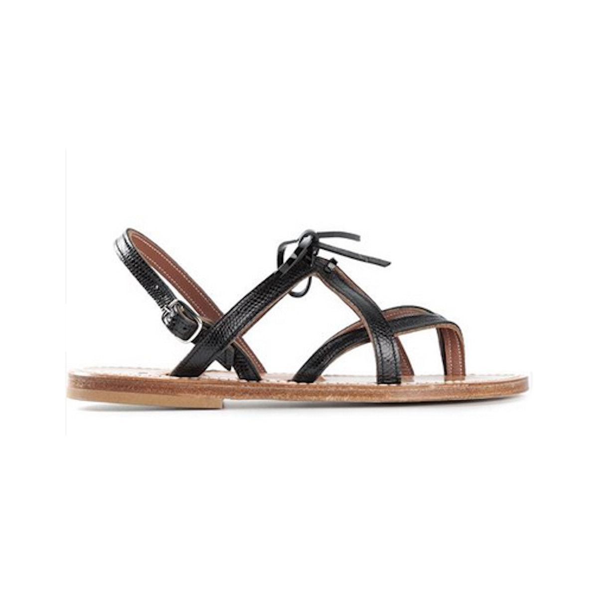 K. Jacques Sling back sandals