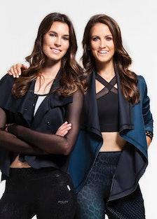 Caroline Gogolak and Katie Warner Johnson