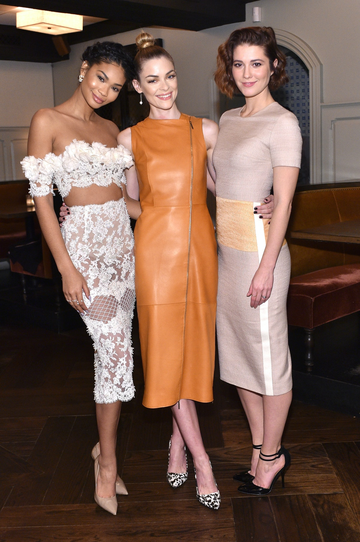 Lynn Hirschberg Celebrates W Magazine's It Girls With Coach And Moet & Chandon
