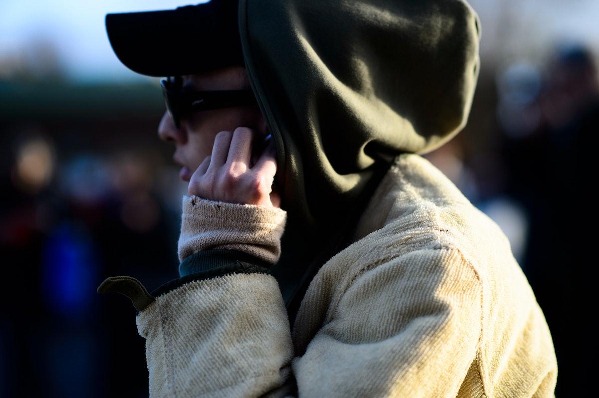 Pitti Uomo Fall 2016, Day 1