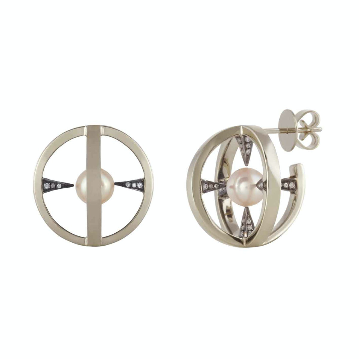 Noor Fares earrings, $5,945,-at-Bergdorf-Goodman
