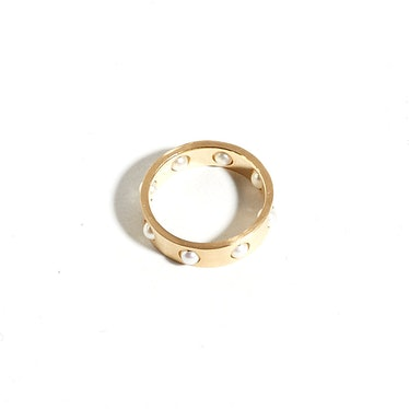 Marc Alary Ring, price upon request, marcalary.com.