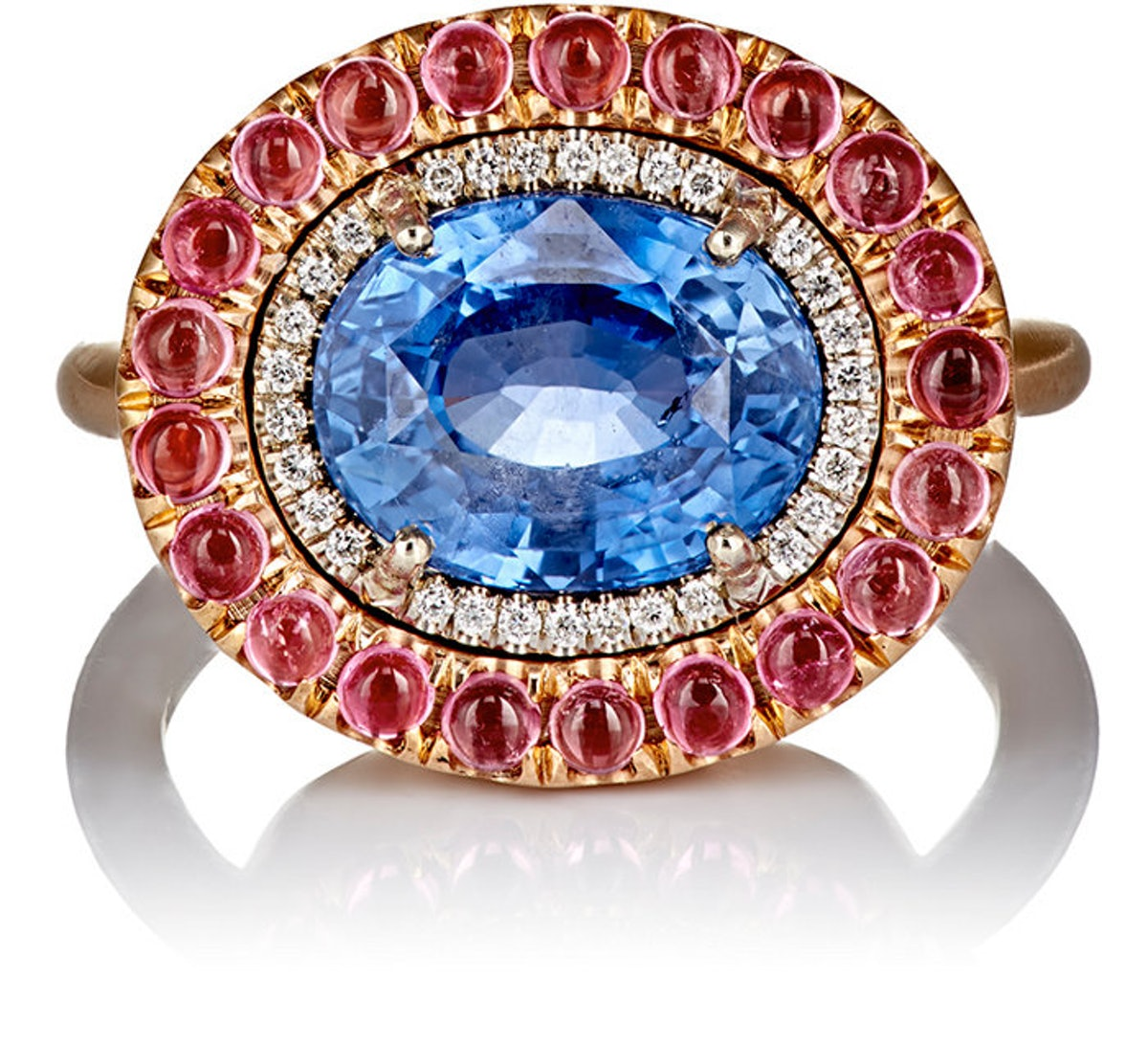 Irene Neuwirth Diamond Collection ring, $13,180, barneys.com