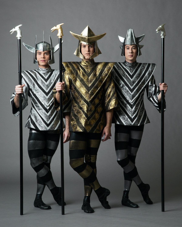 Three O'Clock: The Three Kings