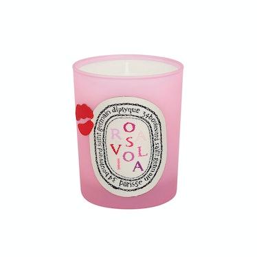 Diptyque Rosaviola candle