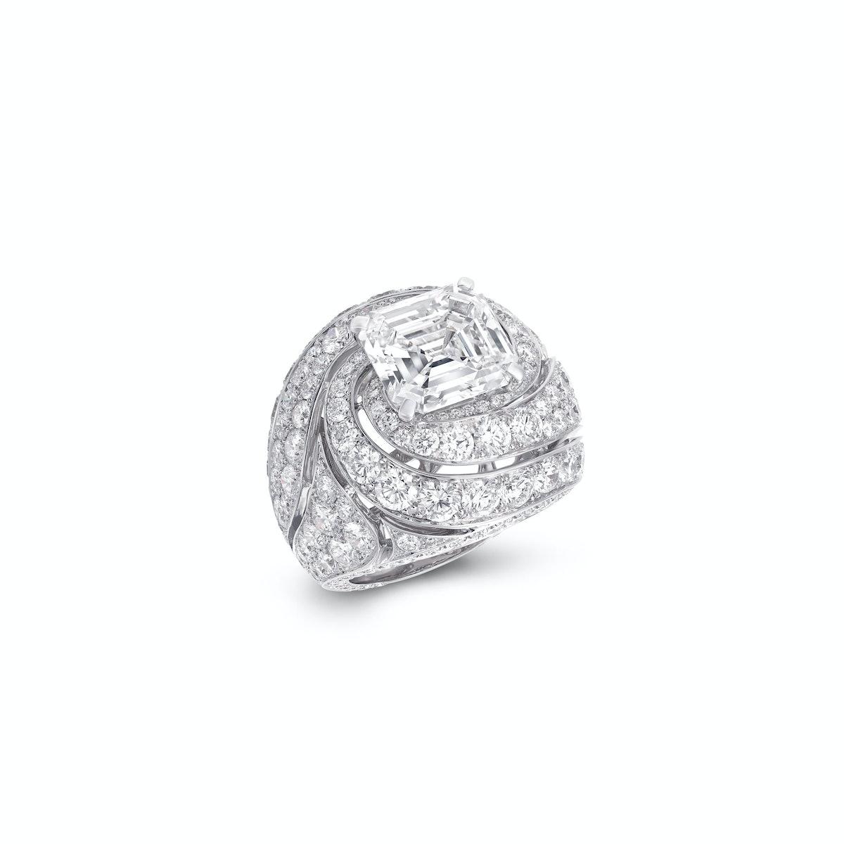 Graff-Diamond-Swirl-ring,-Price-Upon-Request,-at-Graff-New-York,-212-355-9292;-www.graffdiamonds.com
