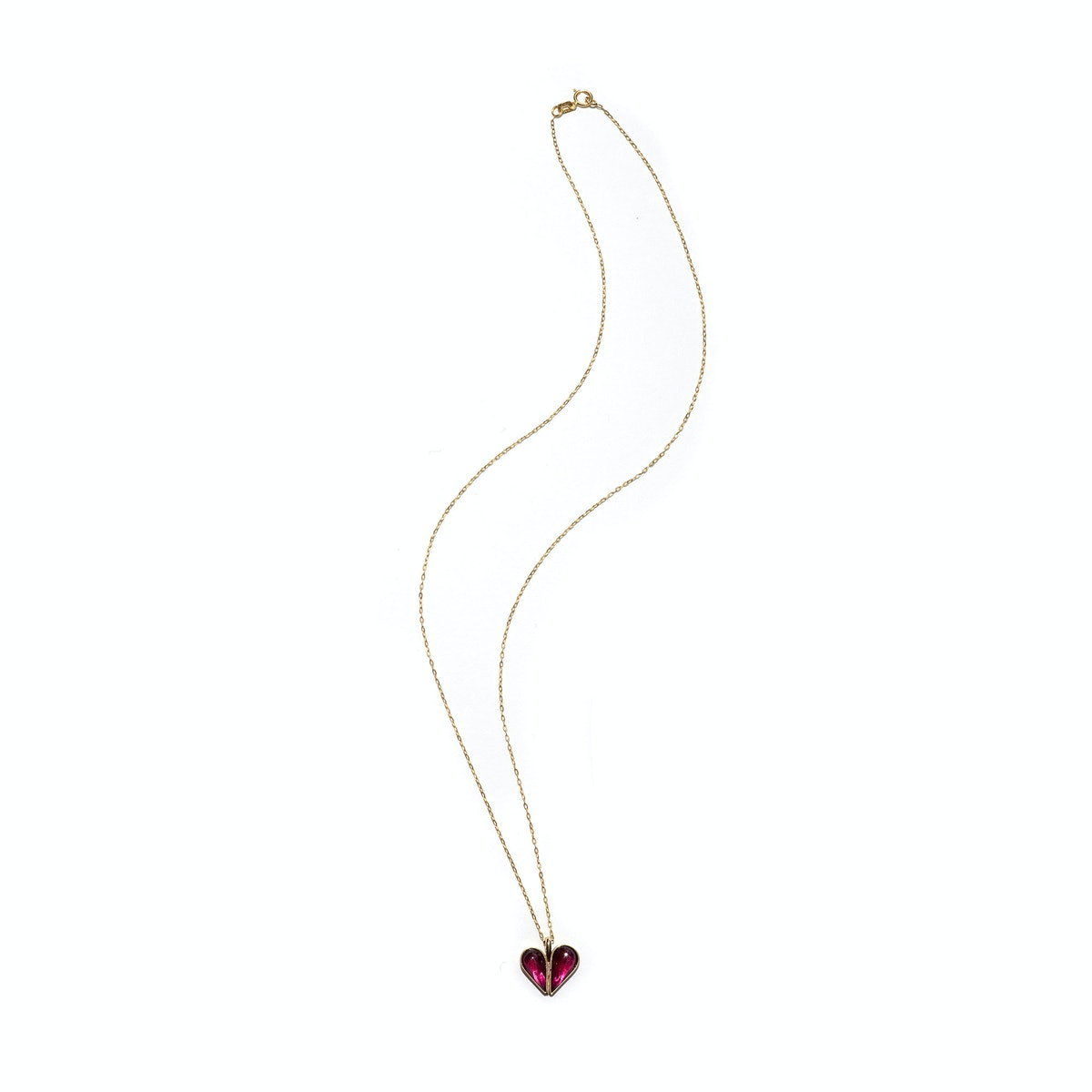 Gaia-is-Love-gold-and-ruby-necklace,-$575,-at-gaiaislove.com