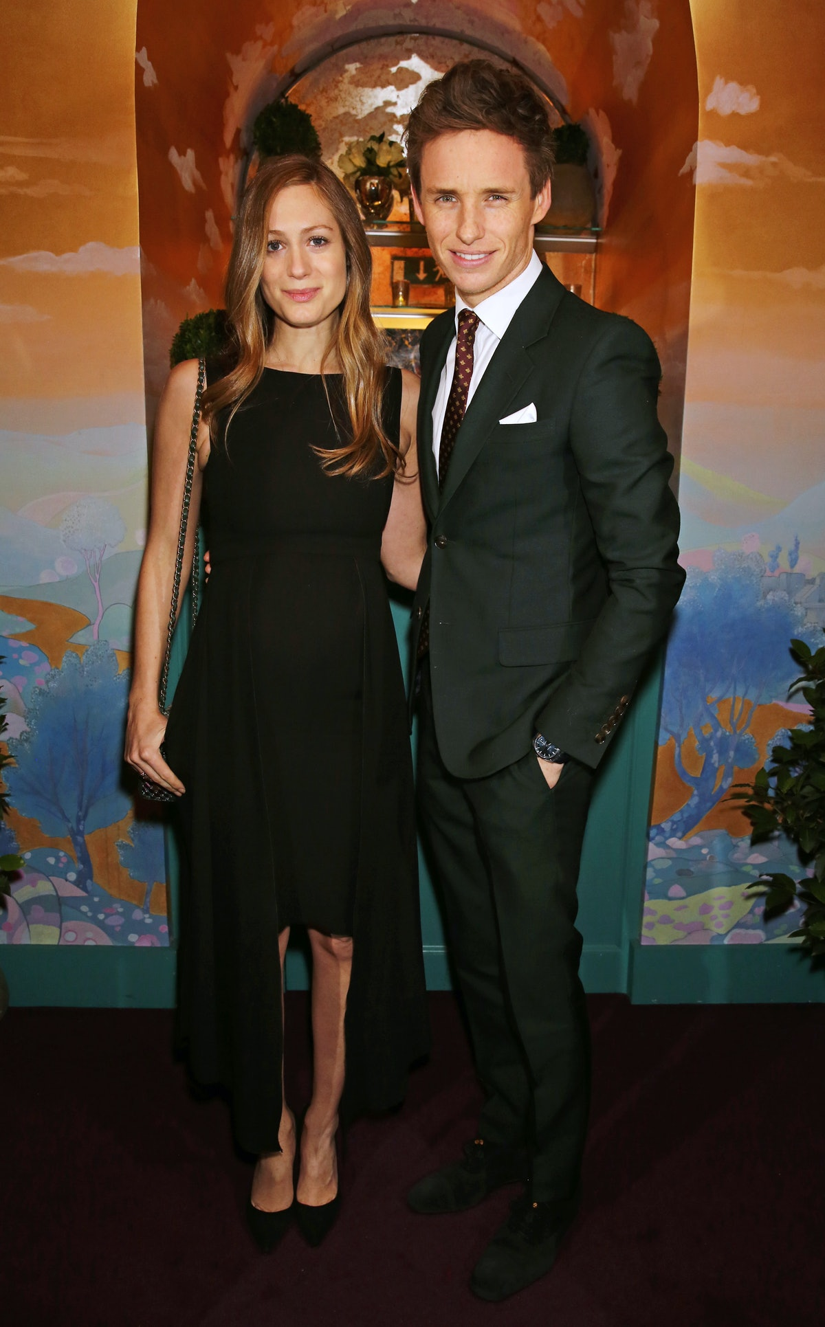 The Charles Finch And Chanel Pre-BAFTA Cocktail Party And Dinner