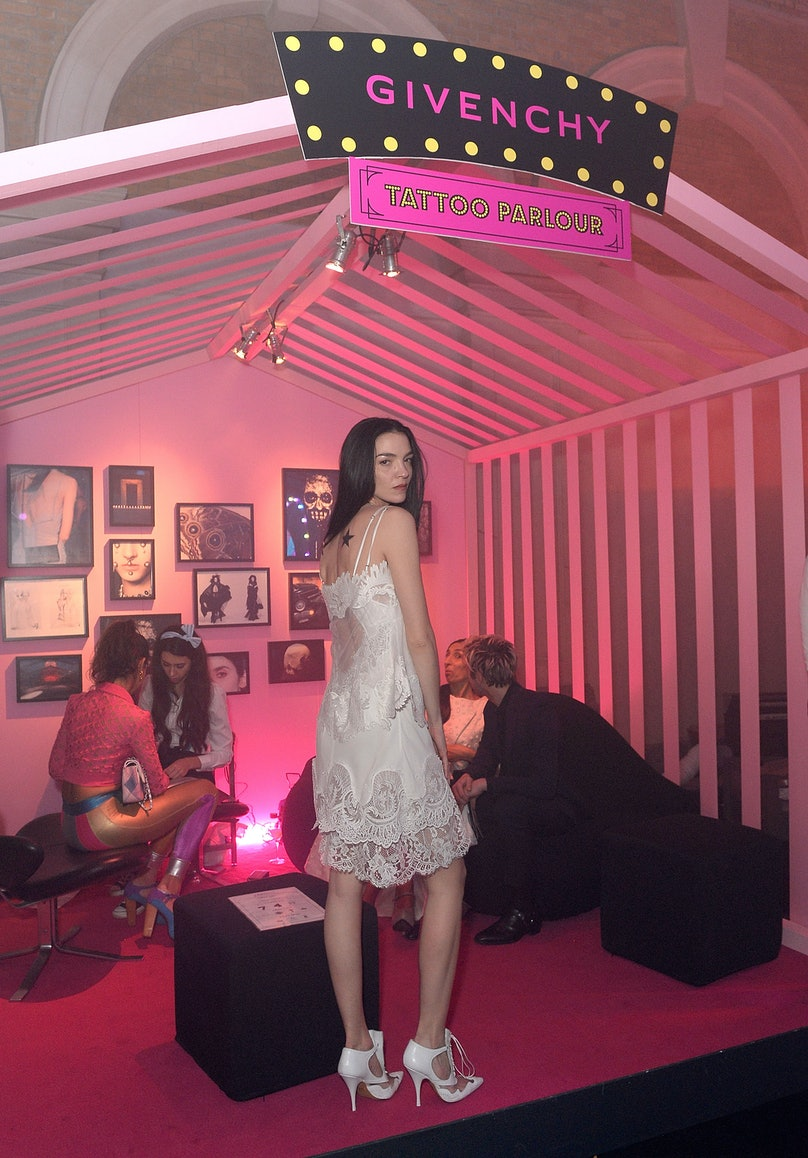 The Naked Heart Foundation's Fabulous Fund Fair In London - Inside
