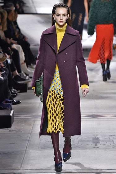 Mulberry - Runway - LFW AW16