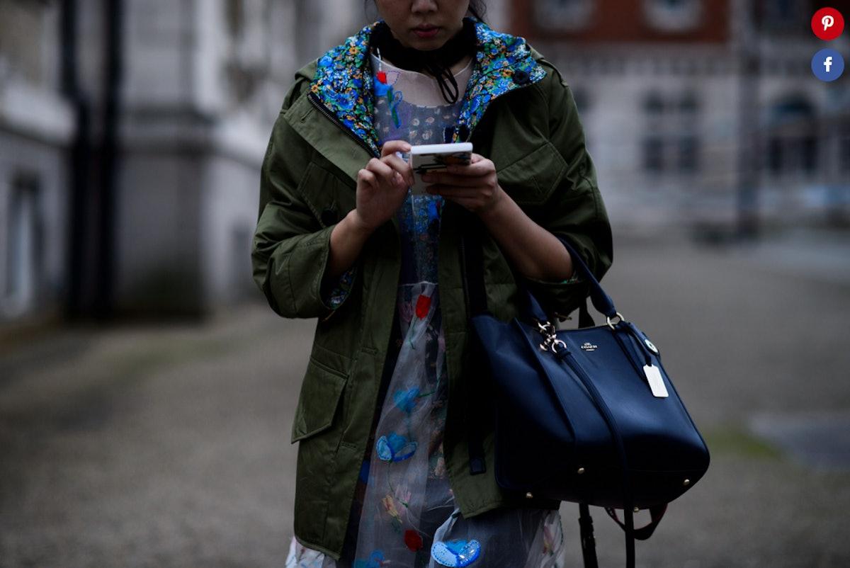 Susie Bubble- London Fashion week