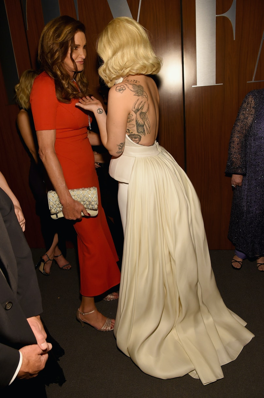 2016 Vanity Fair Oscar Party Hosted By Graydon Carter - Inside