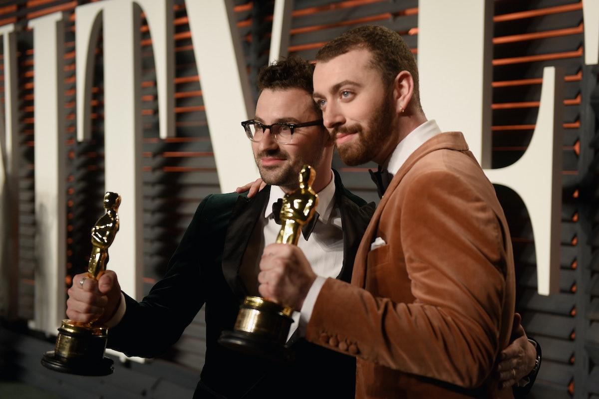 2016 Vanity Fair Oscar Party Hosted By Graydon Carter - Roaming Arrivals