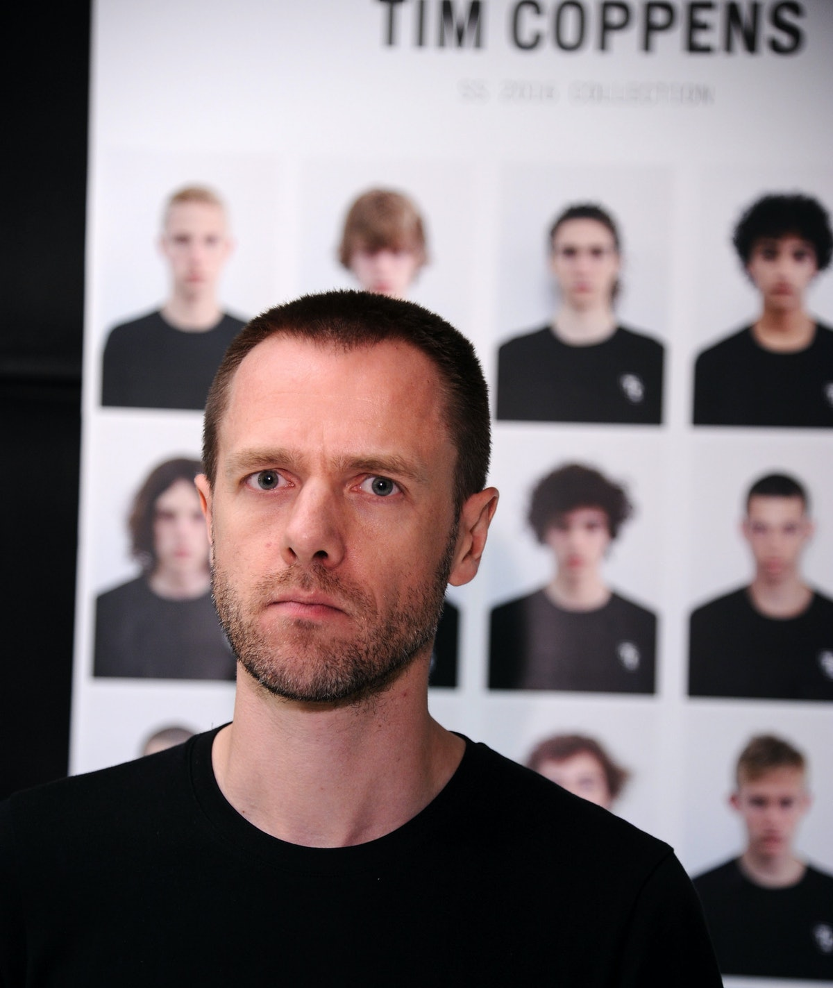 Tim Coppens - Backstage - New York Fashion Week: Men's S/S 2016