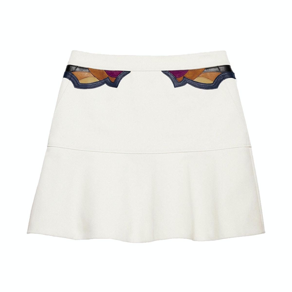 Coach-skirt-crop