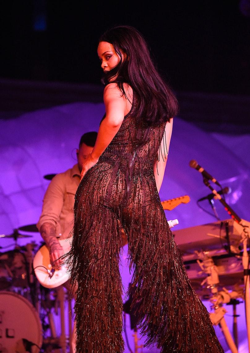 "Rihanna ""Anti World Tour"" - Brooklyn"