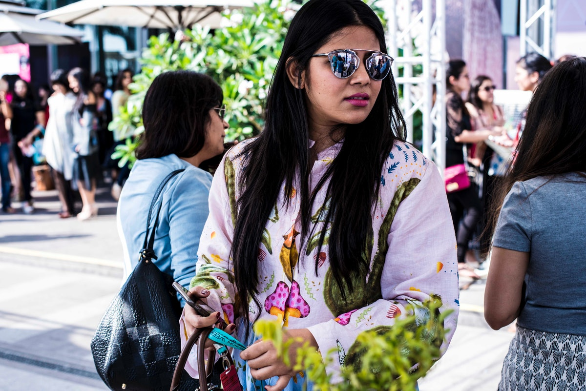 Mumbai Street Style