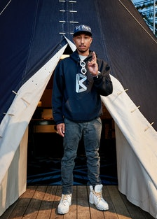 RAW Factory Tour, Pharrell Williams