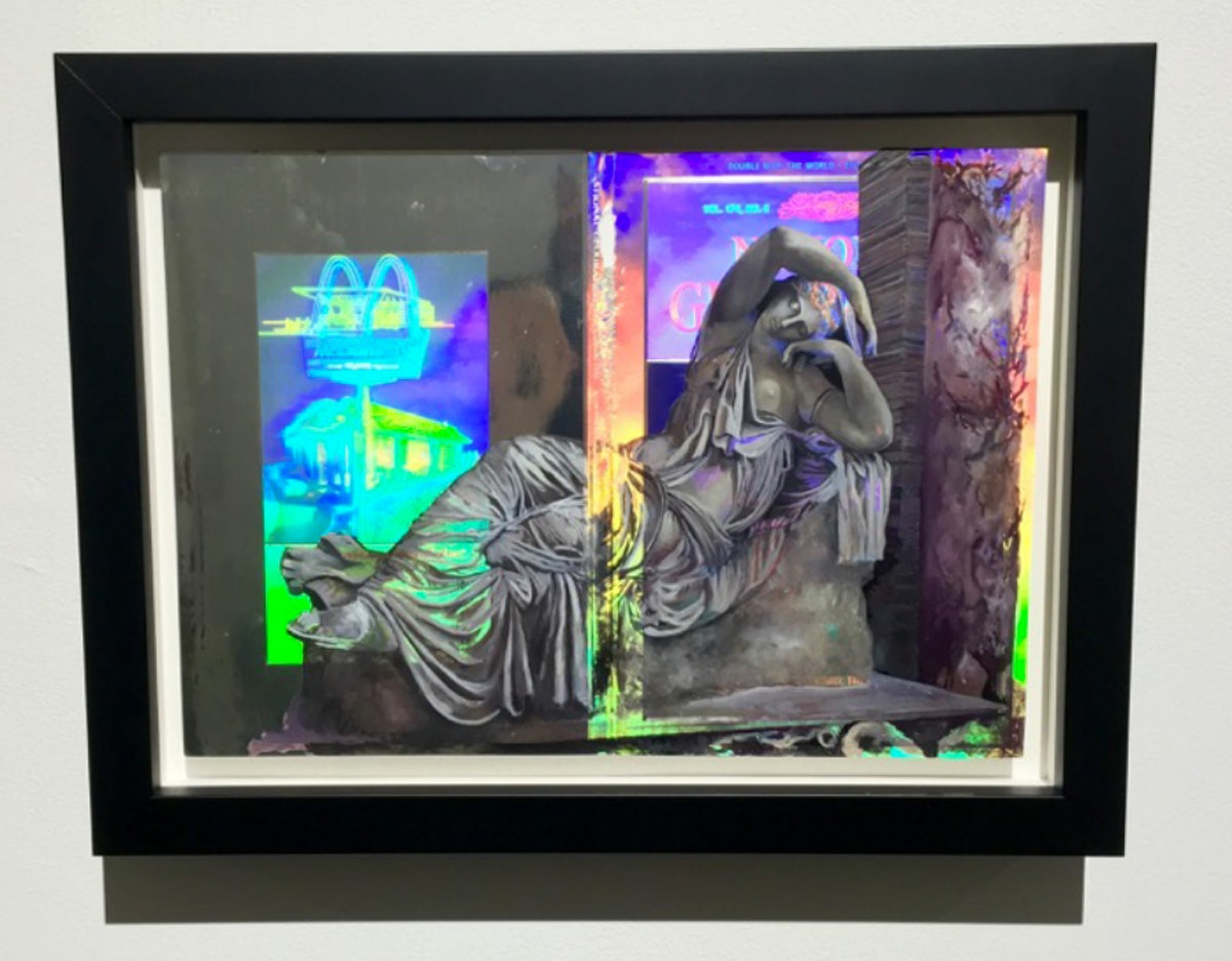 Jeanette Hayes at Castor Gallery