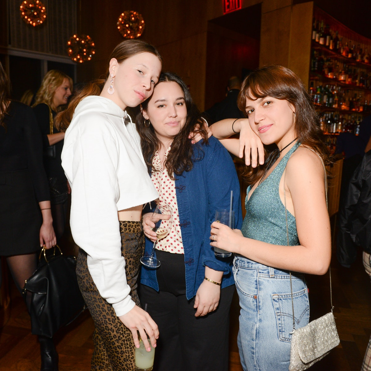 SEMAINE HOSTS A PARTY TO CELEBRATE TRACY ANTONOPOLOUS SHORT FILM FOR SEMAINE STARRING GIA COPPOLA