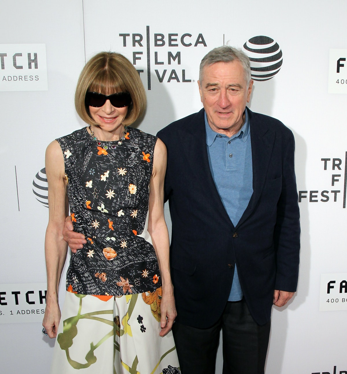 """""""The First Monday In May"""" World Premiere - 2016 Tribeca Film Festival - Opening Night - Inside Arrivals"""