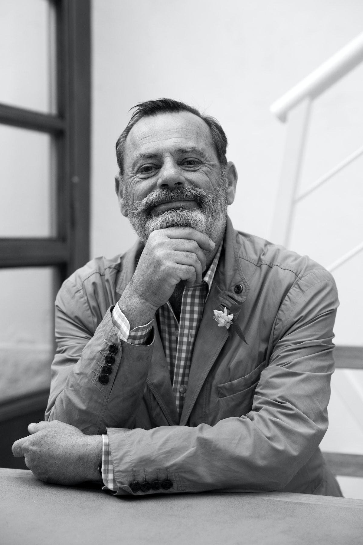 Louis Benech for Botania Nara