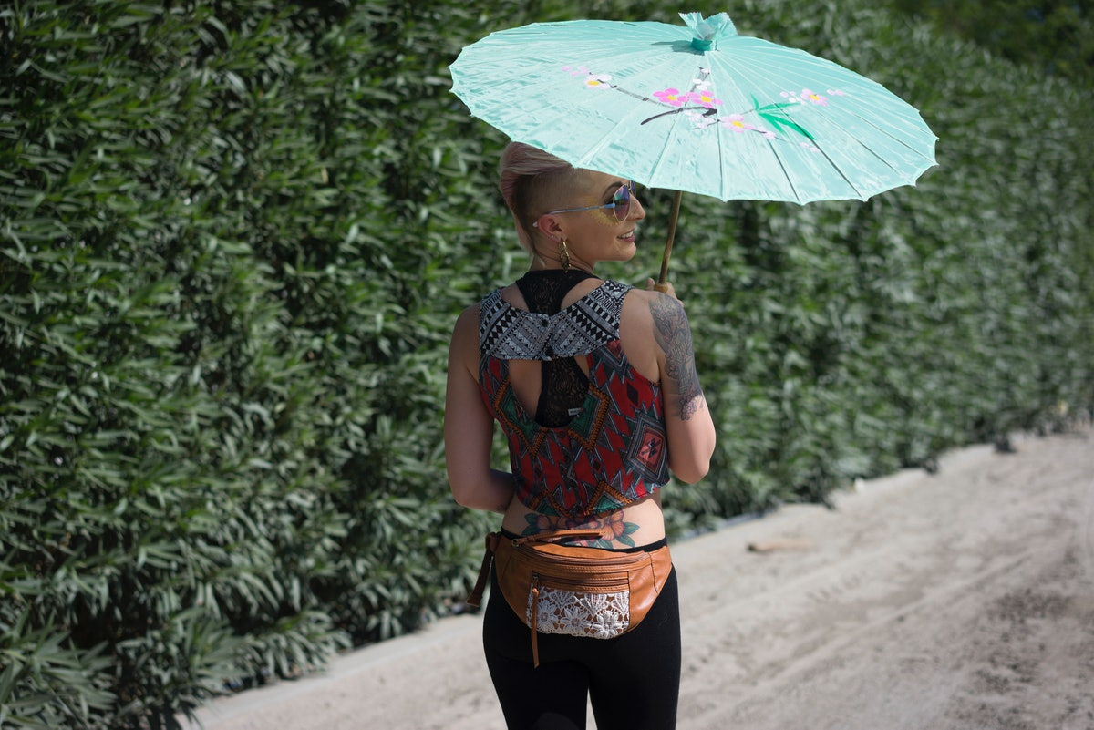 Coachella Street Style Day 2
