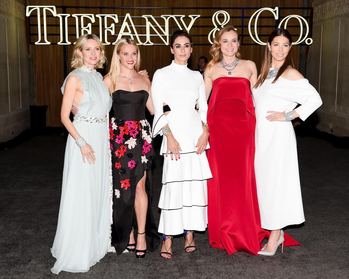 Naomi Watts, Reese Witherspoon, Francesca Amfitheatrof, Diane Kruger, Jessica Biel