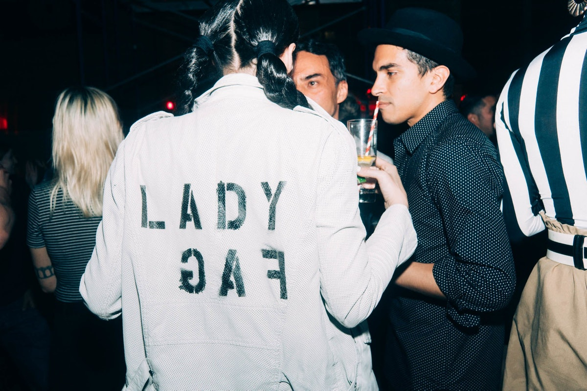Marc Jacobs And Safilo Eyewear Collection Party