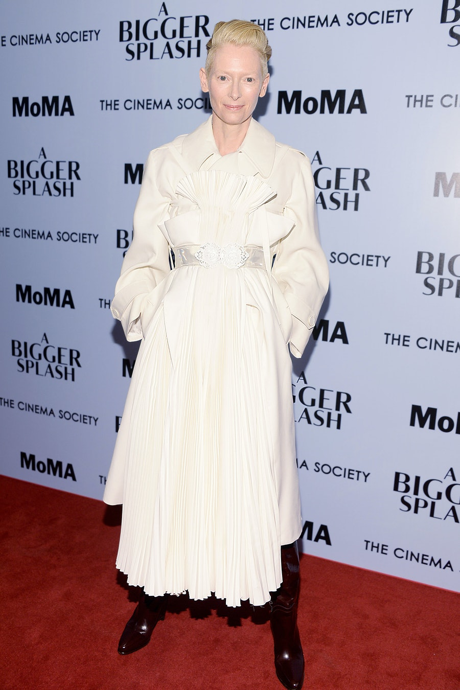 "Fox Searchlight Pictures with The Cinema Society host a screening of ""A Bigger Splash"""